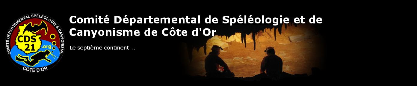 Comité Départemental de Spéléologie et de Canyonisme de Côte d'Or
